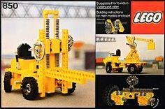 850-1: Fork-Lift Truck