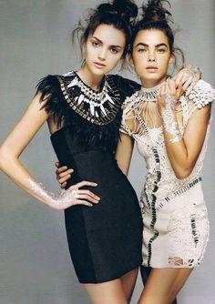 sass & bide Looks Street Style, Looks Style, My Style, Style Hair, Foto Fashion, Fashion Beauty, Womens Fashion, Grunge Fashion, Couture Fashion