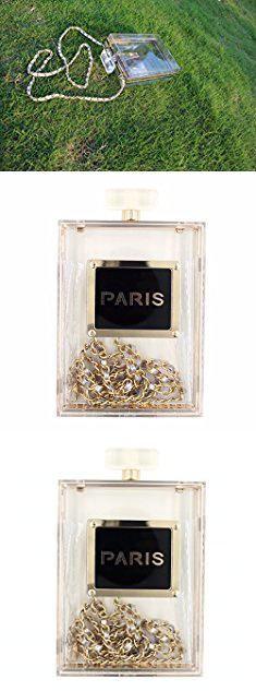 Wholesale Fashion Handbags. Weddinghelper Women Acrylic Transparent Paris Perfume Shape Evening Bags Purses Clutch Vintage Banquet Handbag ( transparent).  #wholesale #fashion #handbags #wholesalefashion #fashionhandbags