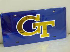 "GEORGIA TECH ""GT"" $25"