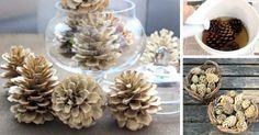 Skúšali ste to už? Table Decorations, Floral, Flowers, Christmas, Diy, Home Decor, Natal, Build Your Own, Homemade Home Decor