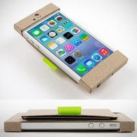 Chipster Recycled iPhone 5 Wallet/Case - $30