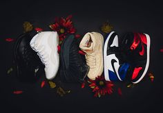 #sneakers #news  Social Status And WINGS For Kids Are Raffling Off Satin 1s, Fragment 1s, And More