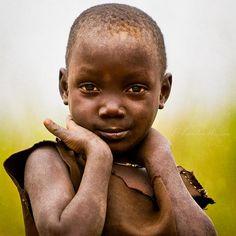 Africa   Precious little Maria, Kirundo Province, northern Burundi   © Brandon Thiessen