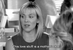 Love - SATC - Sex and the City - Samantha