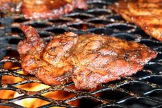 Easy Marinated Pork Chops {Grilled or Baked} - Miss in the Kitchen Grilling Marinated Pork Chops Marinated Pork Chops Grilled, Balsamic Pork Chops, Pork Chop Marinade, Seared Pork Chops, Marinate For Pork Chops, Pork Roast, Easy Pork Chop Recipes, Best Soup Recipes, Pork Recipes