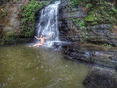 cachoeira no parque Nacional de ubajara Rio Grande Do Norte, Paraiba, Four Square, Waterfall, Outdoor, Bahia, Waterfalls, Viajes, Places