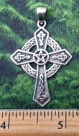 christian wiccan jewelry | Christian Witch Cross [TPD2044] - $42.00 : Wicca Jewelry Store ...