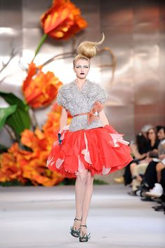 2010 Autumn Couture: Christian Dior