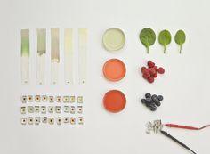 The Energy Collection by Marjan van Aubel #energy #design