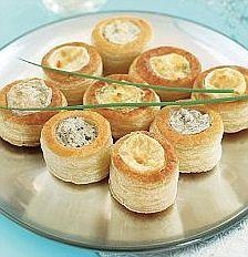 109 Best Vaul Au Vent Fillings Images Phyllo Dough Appetizer