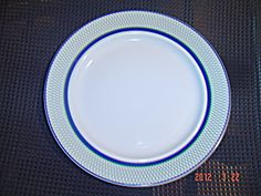 Dansk Marquesa Lunch Plates - Very pretty and mint. Click to see details.