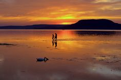 Lake Balaton #Hungary #travel Interesting Information, Beautiful Sunset, Celestial, Hungary Travel, Outdoor, Life, Sunrises, Outdoors, Outdoor Living