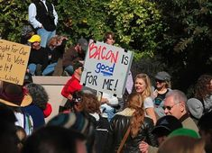 These People Were Captured Holding the Most Hilarious Demonstration Signs   TheMoneyTime