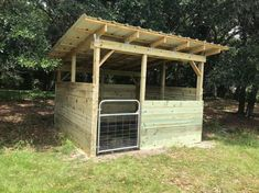 Perfect little stall rescue shelter cats society retriever dogs products bull mix dogs mix Goat Shelter, Horse Shelter, Animal Shelter, Shelter Dogs, Animal Rescue, Goat Shed, Goat House, Barn Stalls, Horse Barn Plans