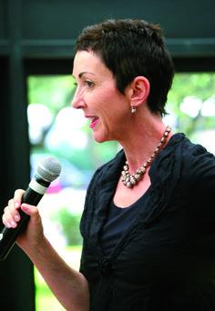 our inspirational founder, Jane Wurwand.
