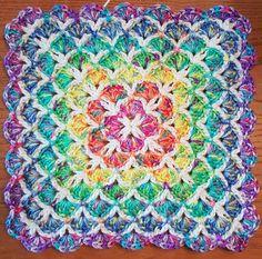 Crochet Shell Stitch Tutorial