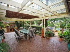 Outdoor living design with bbq area from a real Australian home - Outdoor Living photo 489038