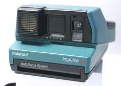Polaroid AutoFocus System impulse AF  © Photo by Daniel Wermuth 2012  http://www.wermuthgrafik.ch