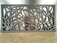 Cement Board/ Sheraboard/ Bisonboard Jali Panels - best alternative to PVC or MDF House Main Gates Design, Door Gate Design, Fence Design, Laser Cut Screens, Laser Cut Panels, Metal Panels, Decorative Metal Screen, Decorative Panels, Living Room Tv Unit Designs