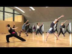 Contemporary Dance Training~Love this.. ♥ www.thewonderfulworldofdance.com #ballet #dance