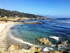 Crystal clear California coast 🌞 . . . #pebblebeach #pacificcoasthighway #californiacoast #monterey #montereybay #california #californialove #californiadreaming #igdaily #ignature #ig_shotz #igtravel #ig_captures #ig_photooftheday #instagood #instadaily #instanature #instatravel #instagramhub #nature #naturelovers #natureaddict #naturephotography #instanature #highway1 #roadtrip #roadtrippin #travel #travelgram #travelphotography #wanderlust #montereylocals #pebblebeachlocals - posted by…