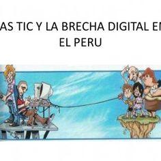 LAS TIC Y LA BRECHA DIGITAL EN EL PERU   BRECHA DIGITAL ACCESO Y HABILIDADES DE USO DE LA TECNOLOGIA - POBREZA EN EL PERÚ ENCONTRAMOS : -INCIPIENTE INVERS. http://slidehot.com/resources/las-tic-y-la-brecha-digital-en-el.51851/