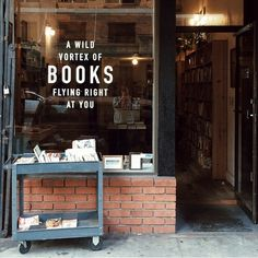 E. M. Wolfman General Interest Small Bookstore in Oakland, California. Photo by @irenekly. #ThisIsMyBookstore