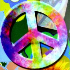 50 years Peace Sign (1958 - 2008) by Marco Braun, via Flickr