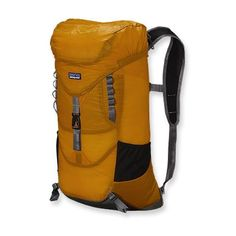 Patagonia Lightweight Travel Pack: stuff it in your bag or car when you don't need it. Converts to full-sized pack when you do!