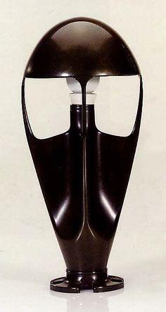 Table lamp, Designer: Sigfrid Wagner (Danish, 1874–1952) Designer: Waldemar Andersen (Danish) Manufacturer: Tvermoes & Abrahamsen Date: 1905 Geography: Country of Origin Copenhagen, Denmark.