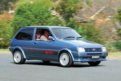 1983 MG Metro Turbo