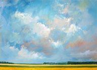 Artprint Landscape Zeeland, $15