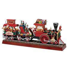 Mr. Christmas Santa's Express Christmas Train ** You can get additional details at the image link.