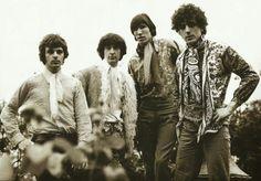 Syd Barrett and Pink Floyd.