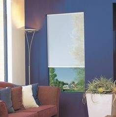 Choose SheerView when you want natural daylight and views, but without the heat or glare. Indoor Blinds, Shutters, Curtains, Lighting, Natural, Home Decor, Blinds, Shades, Decoration Home