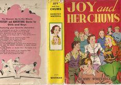 Vintage 1928 Joy and Her Chums Dorothy Whitehill Hardcover Dust Jacket | eBay