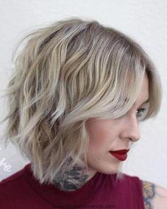 Abrumadora Corto Entrecortado Cortes de pelo para 2018-2019 (Bob+Pixie Hair)