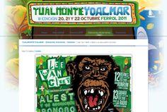 web/blog tualmonteyoalmar 2011  3ª edición festival powerpop ferrol  www.tualmonteyoalmar.com