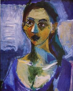 """CLAIRE YANIV - was born in Basra, Iraq in 1920. She grew up in Baghdad and immigrated to Israel in 1928. In her youth she lived in Tel Aviv, where, at the age of 14-15 she began taking drawing lessons with the artists Haim Gliksberg. During the years 1939-1940 she studied with Ytzhak Frenkel, and later, during the years 1946-1948 at the """"Studia"""", managed by Streichman and Steimatzky."""