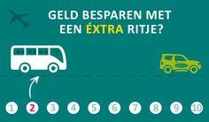 Besparen autohuur tip 2: huren op een andere locatie dan het vliegveld kan voordeliger zijn! Lees het op het blog van Sunny Cars.