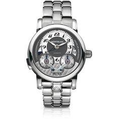 MONTBLANC watch.