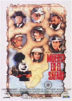1989 - Muerte en el safari - Ten little indians - tt0098454