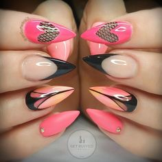 Don't like pink but I like the design