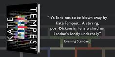 Introducing our book of the week! The Bricks That Built the Houses by Kate Tempest