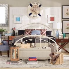 Shop for Lacey Round Curved Double Top Arches Victorian Iron Bed by iNSPIRE Q Classic. Get free shipping at Overstock.com - Your Online Furniture Outlet Store! Get 5% in rewards with Club O! - 15618820