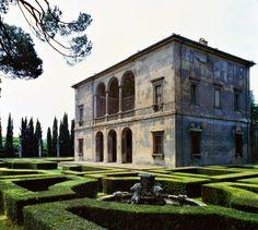 Vignola - Palazzo Farnese - Caprarola - Casino - 1550-1573