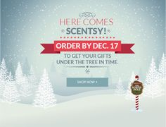 Who do you know that would love a Scentsy Surprise on Christmas morning?? Go to www.kishamont.scentsy.us to make your selection and make someone's day!! ⛄