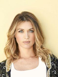 Natalie Zea - Winona Hawkins in Justified, and as Claire Matthews in The Following.