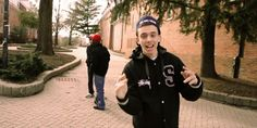 Logic (Young SInatra    My favorite rapper of 2012!